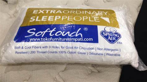 Bantal Tidur Superland Dacron Pillow Bantal N Guling 24 bantal kepala pillow bantal king koil bantal dacron bantal murah