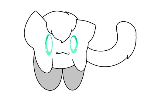 Cat L Base by Neko Cat Kirby Base By Candykirby On Deviantart