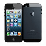 Image result for Apple iPhone 5 Black