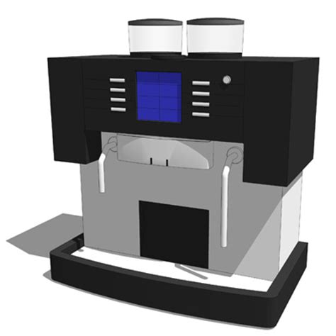 2020 Kitchen Design Download Melitta Bar Coffee Espresso Machine 3d Model Formfonts