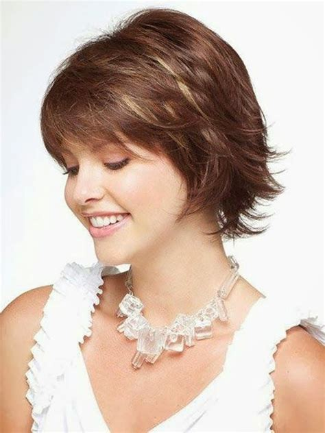 flattering hairstyles fo r women with a double chin short hairstyles for round faces with double chin archives