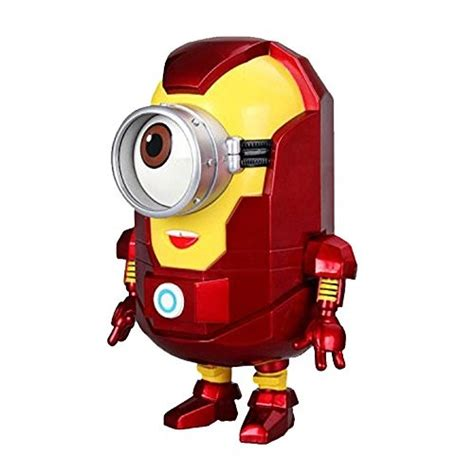 imagenes de minions iron man minions vs superheroes which are the coolest miratico