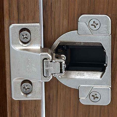 Closet Door Hinge by The Types Of Cabinet Door Hinges