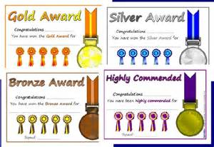 bronze certificate template gold silver and bronze awards certificates ancient
