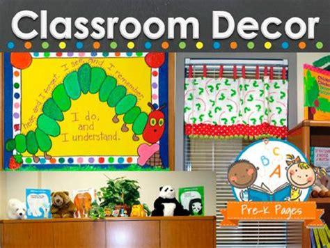 pre k classroom decorating themes boards for preschool and kindergarten teachers