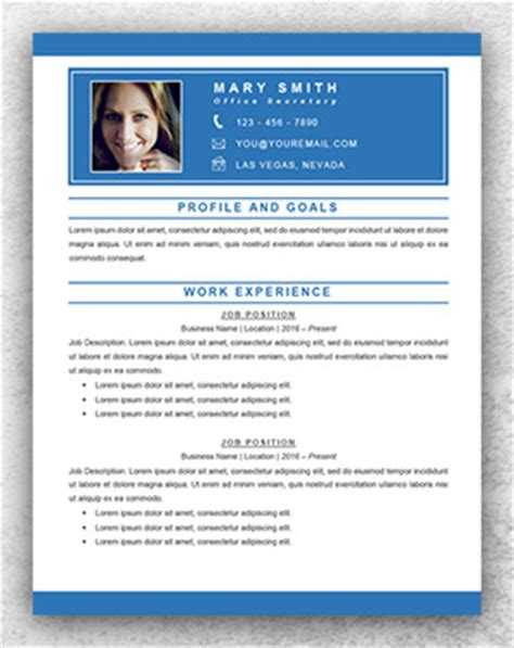 Professional Templates For Word by Resume Template Start Professional Resume Templates For Word