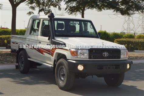 Toyota Land Cruiser Models List