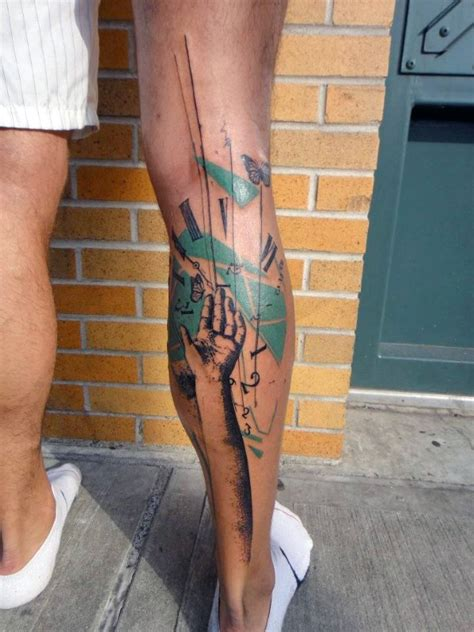 calf muscle tattoo designs calf tattoos designs ideas and meaning tattoos for you