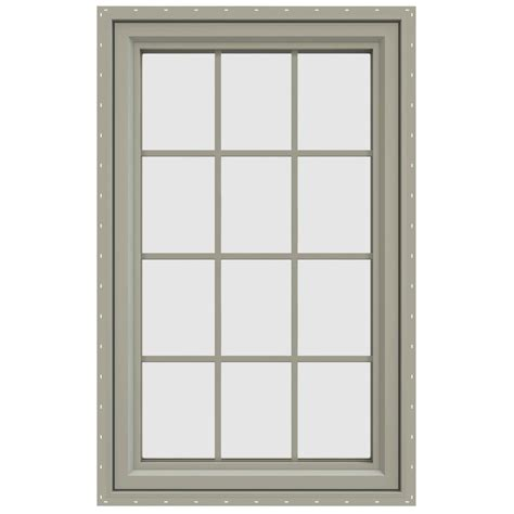 Kitchen Ideas Home Depot jeld wen 35 5 in x 47 5 in v 4500 series left hand