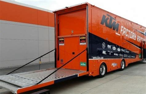 Ktm Motorrad Ag Mattighofen by Photo Gallery Ktm Customer Projects Kentucky Trailer