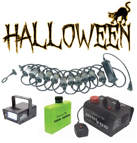 dj flash light price halloween american dj flash with mini fog machine
