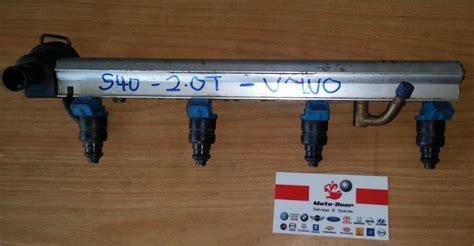 volvo   injector rail  injectors matadoor salvage