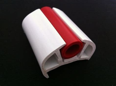 boat d fenders boat d fender white with red insert pvc 15 mtr roll