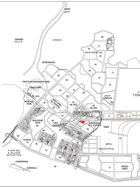 layout plan sector 17 ulwe june 2014 akshayargade real estate