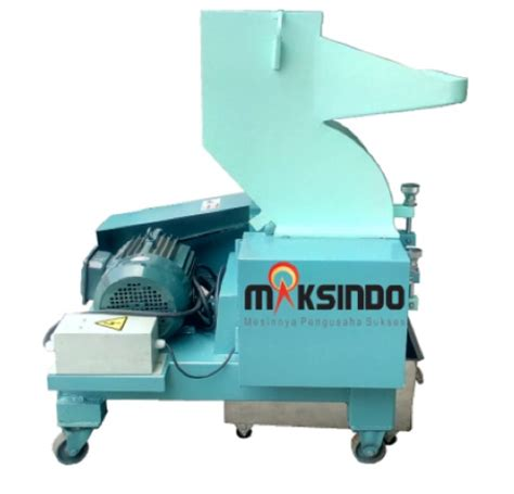 Mesin Woven mesin penghancur plastik multifungsi plc230 agrowindo