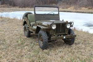 M38 Jeep 1952 M38 Jeep For Sale Mwm 02 Midwest Hobby