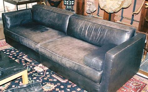 black leather couch repair fadedsofa leatherrepair beforeandafter