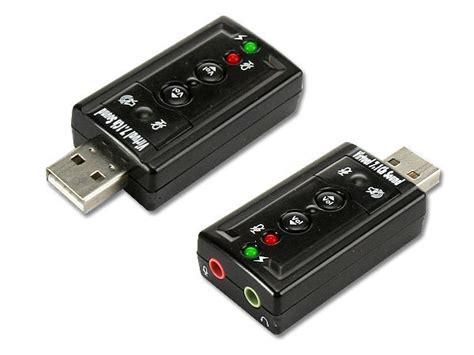 Usb Audio Mini Usb Audio Adapter