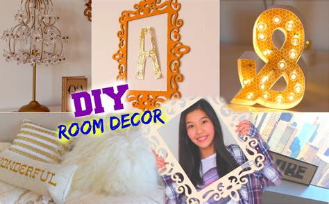 diy teenage girl bedroom ideas diy tumblr room decor cheap easy pinterest inspired