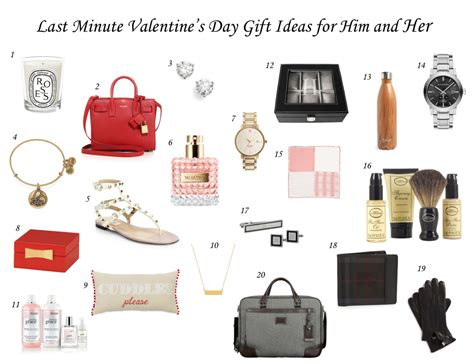 last minute valentines gifts for him last minute s day gift ideas for him and