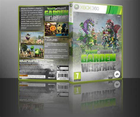 Plants Vs Zombies Garden Warfare Wii by Plants Vs Zombies Garden Warfare Xbox 360 Box Cover