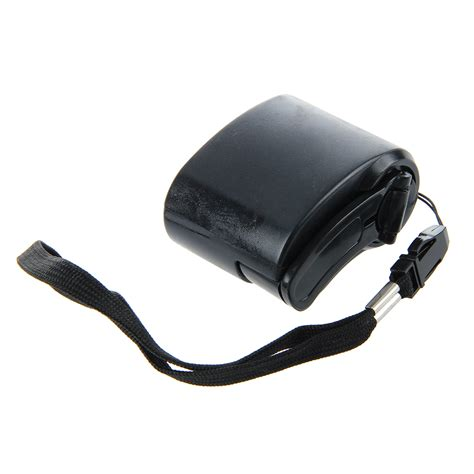 Emergency Charger Handphone sale new dynamo crank usb cell phone emergency charger with light n3 ebay