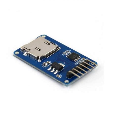 Modul Micro Sd Card Reader And Writer Arduino jual modul microsd reader writer untuk arduino
