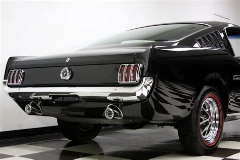 Vente à Terme Définition 1489 by Ford Mustang Fastback 1965 Ford Mustang Fastback Look Gt