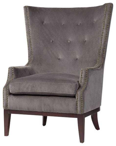 occasional chairs living room lillian occasional chair grey transitional living