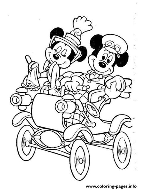 mickey mouse wedding coloring page mickey and minnie in their wedding disney beca coloring