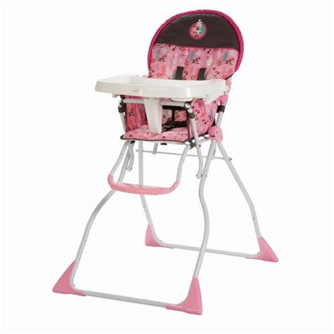 Minnie Mouse Graco High Chair by Minnie Mouse Chair Set
