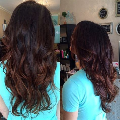 35 scrumptious vibrant hues for chocolate brown hair hairstyle pic 35 scrumptious vibrant hues for chocolate