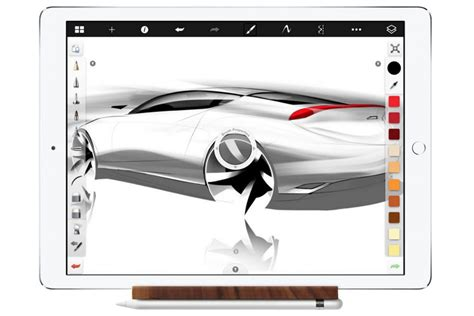 tutorial sketchbook express ipad 5 best drawing apps with the apple pencil for beginners