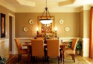 Dining Room Wall Color Ideas dining table set creamed brown wall dining room wall color ideas jpg