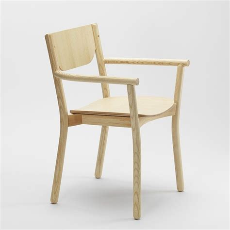 Wooden Armchairs by Wooden Stacking Armchair Nico Armchair By Zilio