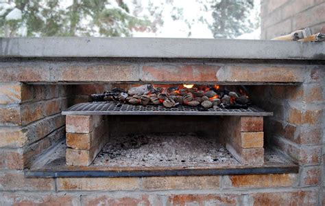 backyard smoker plans create brick bbq plans before building barbeque or grill