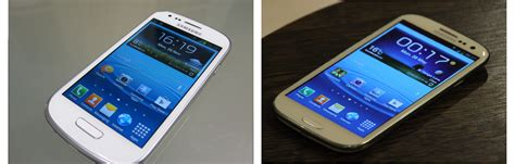 Samsung S3 Verus samsung galaxy s3 mini vs samsung galaxy s3 recombu