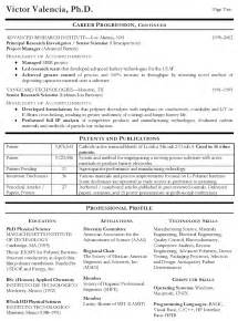 technical project manager resume sle best technical resume sales technical lewesmr