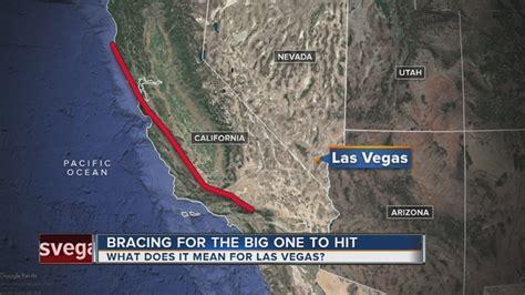 earthquake las vegas how would a california earthquake affect las vegas ktnv