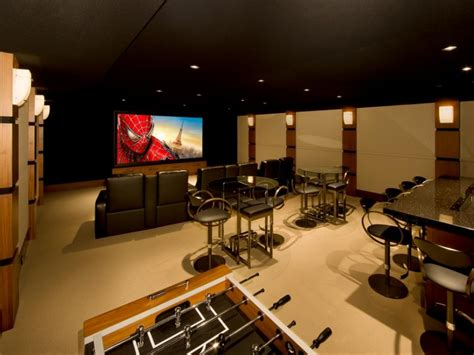 media rooms with small bar 27 awesome home media room ideas design amazing pictures