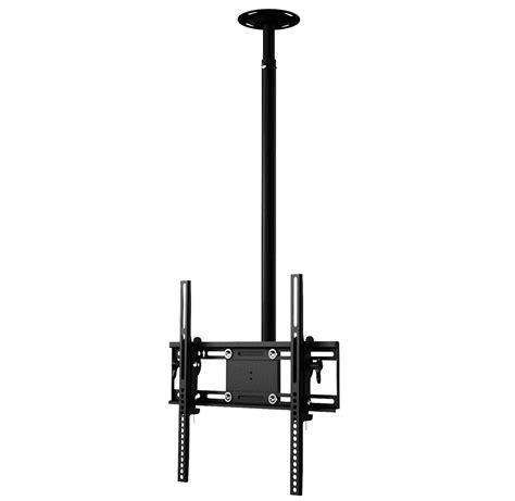 fernsehhalterung decke deckenhalterung tv schwenkbar monitor h 246 henverstellbar