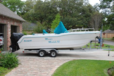 seagull catamaran boats for sale boats for sale by owner 1999 20 foot sea gull 20 cc