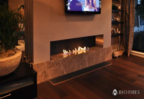 How To Build An Ethanol Fireplace by Placement Of Television Sets With Ethanol Fireplaces Bio Fireplaces