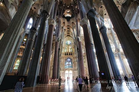 Go inside the Sagrada Familia in Barcelona