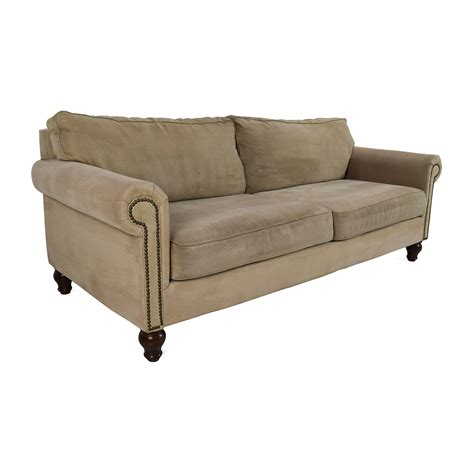 80 off pier 1 imports pier 1 alton rolled arm sofa sofas