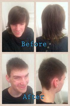bieber haircut before and after what a difference a haircut makes this medium to high