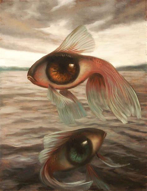 imagenes surrealistas tumblr vincent cacciotti fish eye surreal surrealism pinterest