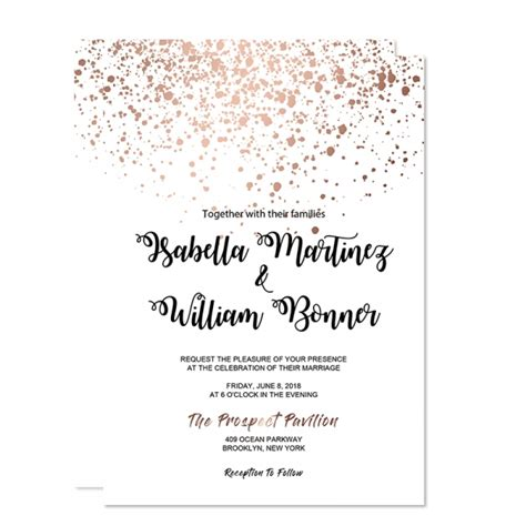 Cheap Gold Wedding Invitations by Cheap Gold Glittery Wedding Invitation Wip068