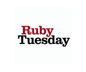 Ruby Tuesday Gift Card Other Restaurants - win free ruby tuesday for a year free sweepstakes contests giveaways