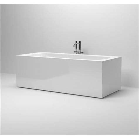baignoire ilot rectangulaire inbe